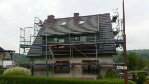 DECRA Dacheindeckung